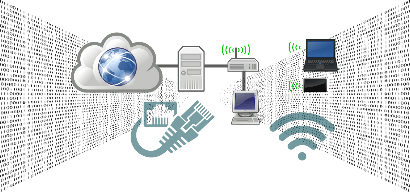 Web Hosting and Other Network Services